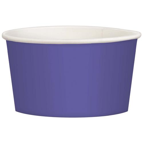 Ppr Treat Cup 9.5oz/280ml-New Purple
