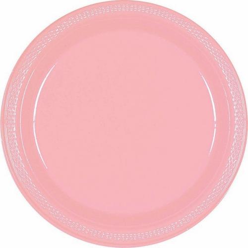 Plas Plates 22.9cm 20CT-New Pi