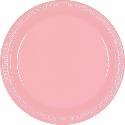 Plas Plates 17.7cm 20CT-New Pi