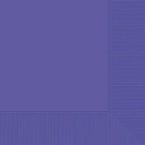 L/Napkin 20CT 2PLY-New Purple