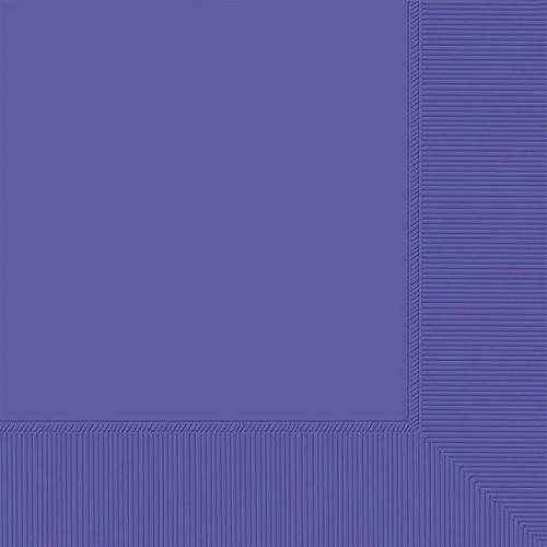 B/Napkin 20CT 2PLY-New Purple