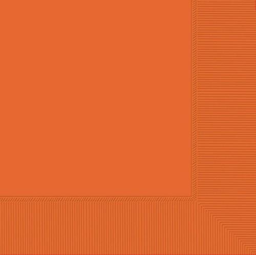 B/Napkin 20CT 2PLY-Orange