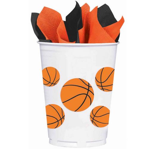 Basketball Fan 14oz/414ml Cup