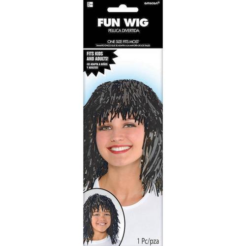 Fun Wig - Black