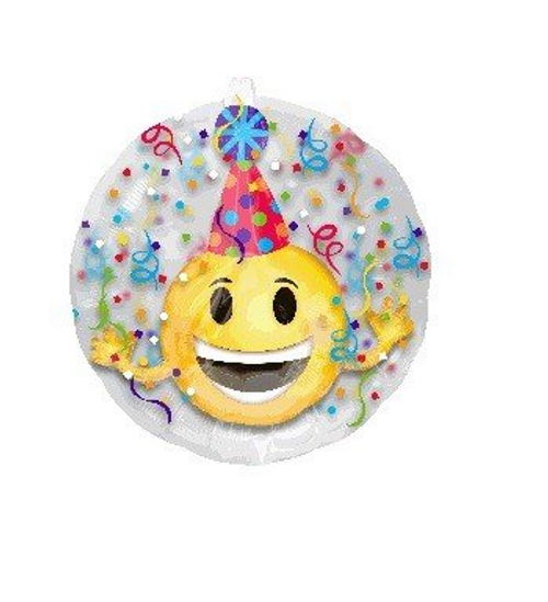 Insiders Emoticon Party Hat P6