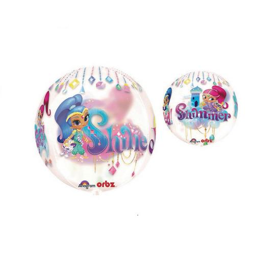 Orbz Clear Shimmer & Shine G40