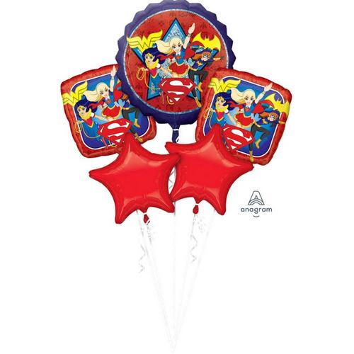Bouquet DC Superhero Girls P75