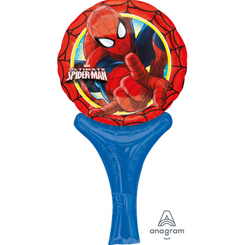 Cl: Inflate-A-Fun Ultimate Spider-Man S30