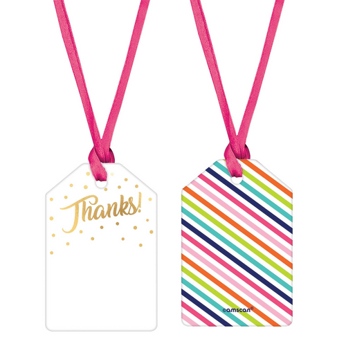 Sweets & Treats Favor tags*