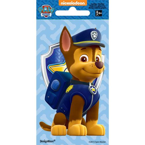 Paw Patrol Chase Stickers Jumb
