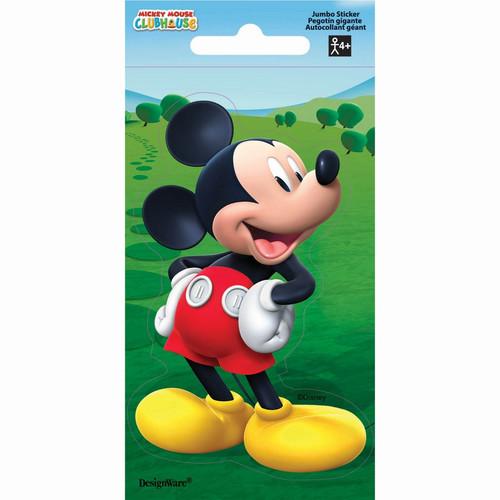 Stickers Jumbo Fav Mickey*