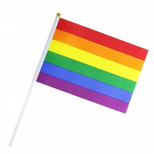 30X45 CM RAINBOW FLAG