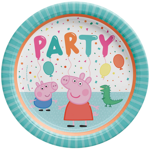 Peppa Pig CNF Party 9in/23cm R