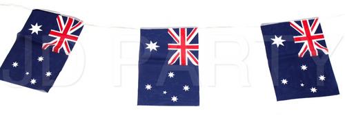 Australian Bunting Flag (20cm x 30cm) 6M