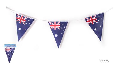 Australian Bunting Flag (Triangle)