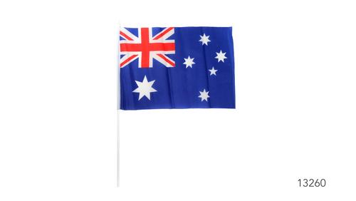 Australian Hand signal Flag (30cm x 45cm)