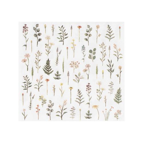 Lets Par Tea Napkin Floral Pri