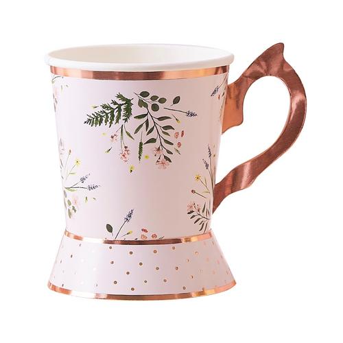 Lets Par Tea Ppr Cups Tea Cup