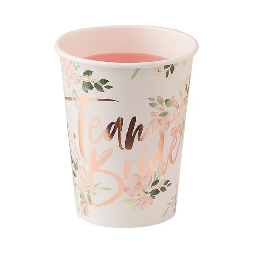 GR Floral Hen Party Cups