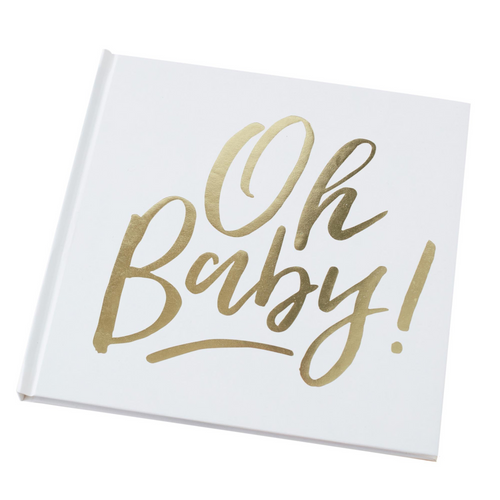 GR Oh Baby! Gold H-S Guest Boo
