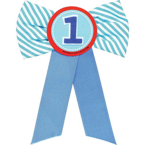 1st BDay Boy Award Ribbon**