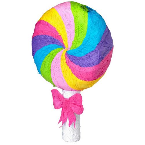 Lollipop 3D Shp P-S Pinata