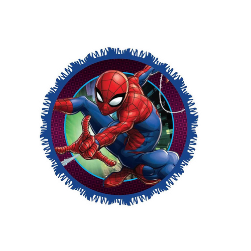 Spider-Man WW Exp P-S Drum Pin