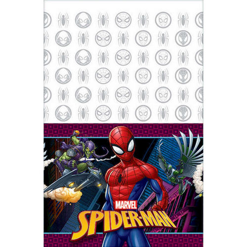 Spider-Man WW TCover Plas