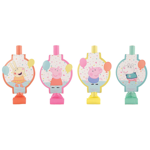 Peppa Pig CNF Party Blowouts