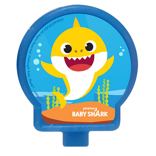 Baby Shark BDAY Candle