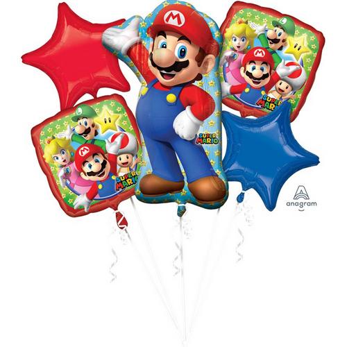 Bouquet Super Mario Bros P75