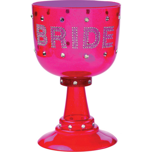 Bachelorette Bride Deluxe Plas