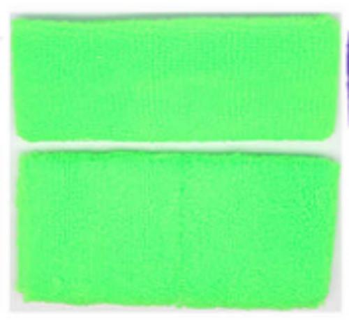 Headband & Wristband Set (Green)