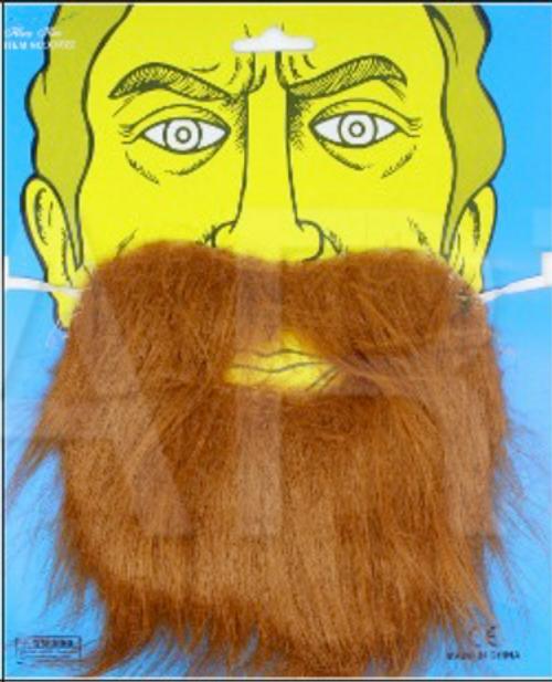 Party Beard (Brown)