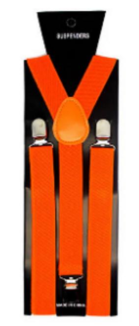 Suspender (Plain) (Orange)