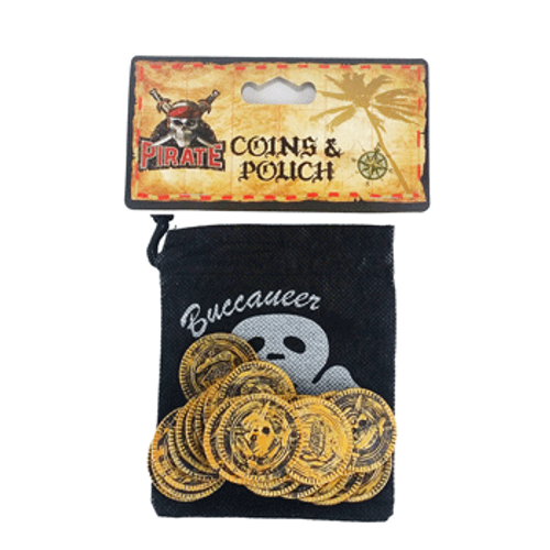 *COINS & POUCH