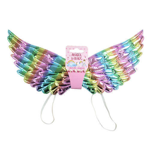 *RAINBOW ANGEL WINGS