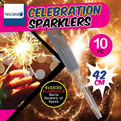 Sparklers 42cm 10pk
