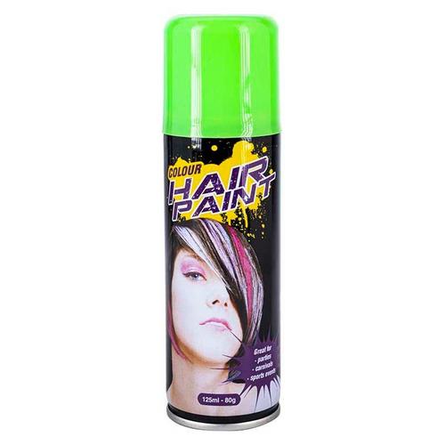 Hair Spray Fluro Colour - (Green) 125ml