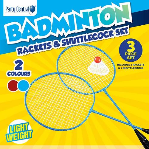 Badminton Set 3pc