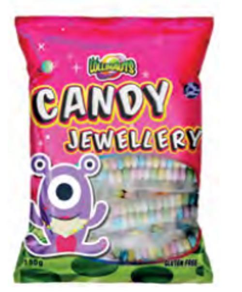 L'Nauts Comp Candy Jew150g