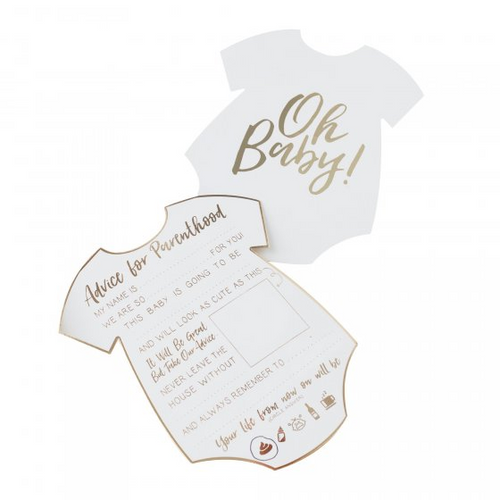 GR Oh Baby! Gold H-S Advice Cards