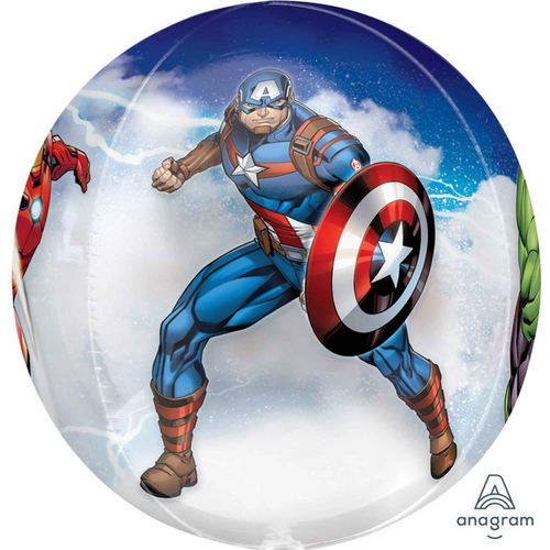 Orbz Clear Avengers G40