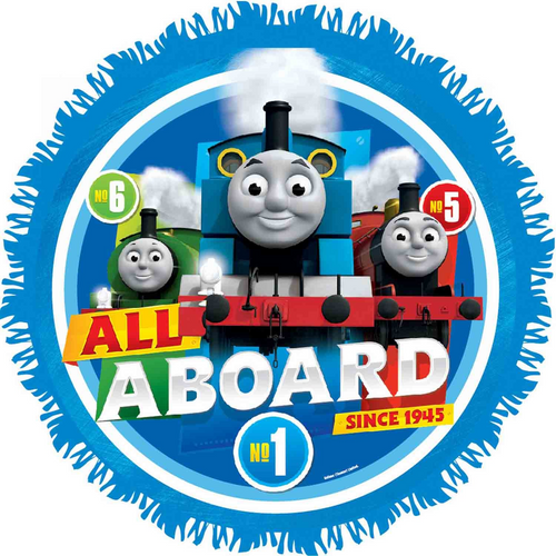 Thomas All Aboard Exp P-S Drum