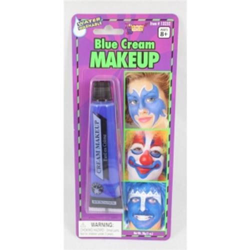 Blue Cream Makeup in Tube
