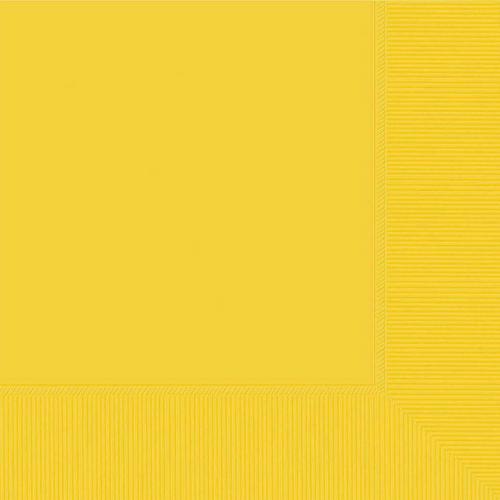 B/Napkin 20CT 2PLY-Yellow Suns