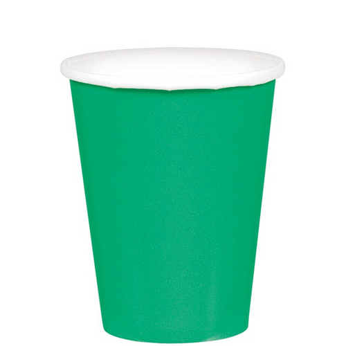 9oz/266ml Cups Ppr 20CT Festiv