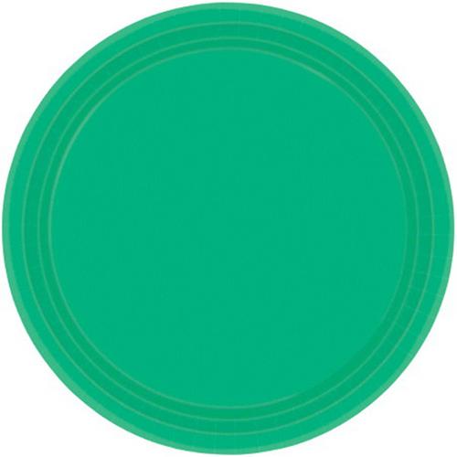 Ppr Plates 9in/23cm Rnd 20CT-F