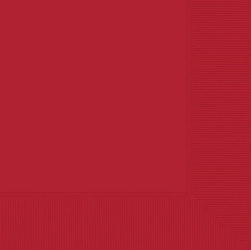 B/Napkin 20CT 2PLY-Apple Red