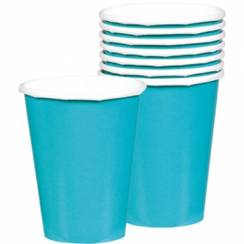 9oz/266ml Cups Ppr 20CT Carib